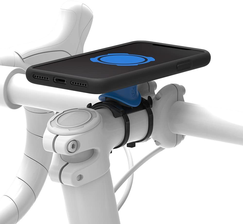 Quad lock mount kit for iPhone