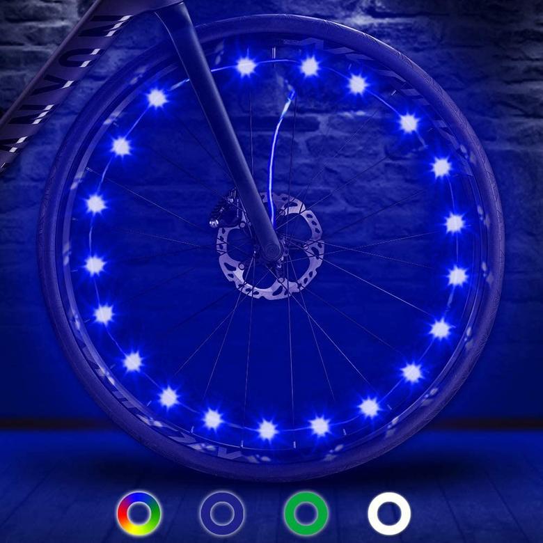 Tipeye LED bike wheel lights