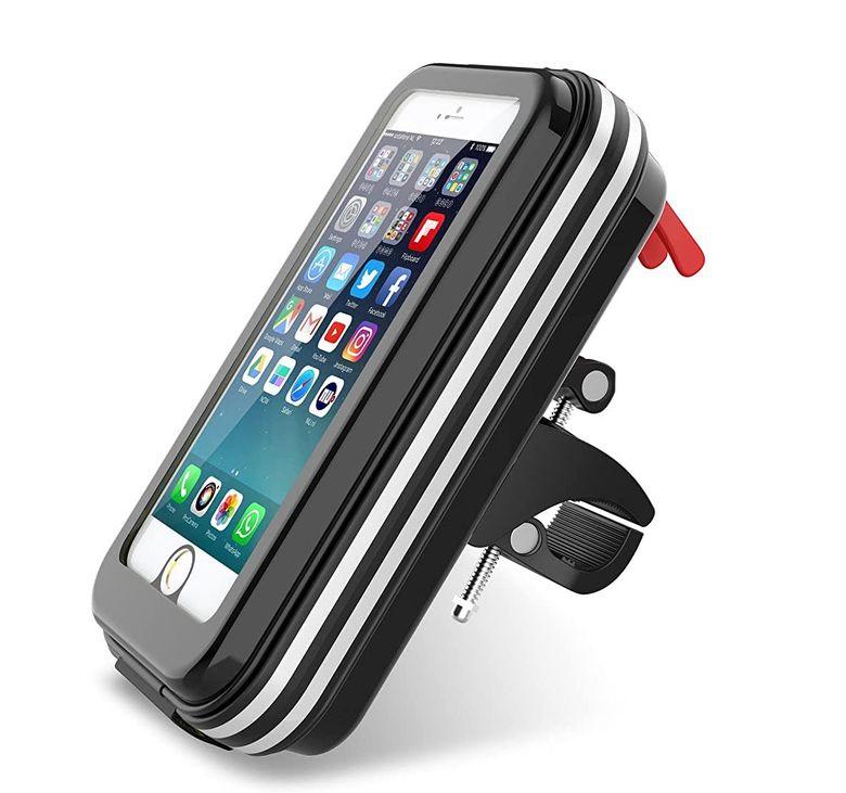 Bike phone case and bag by Lovicool