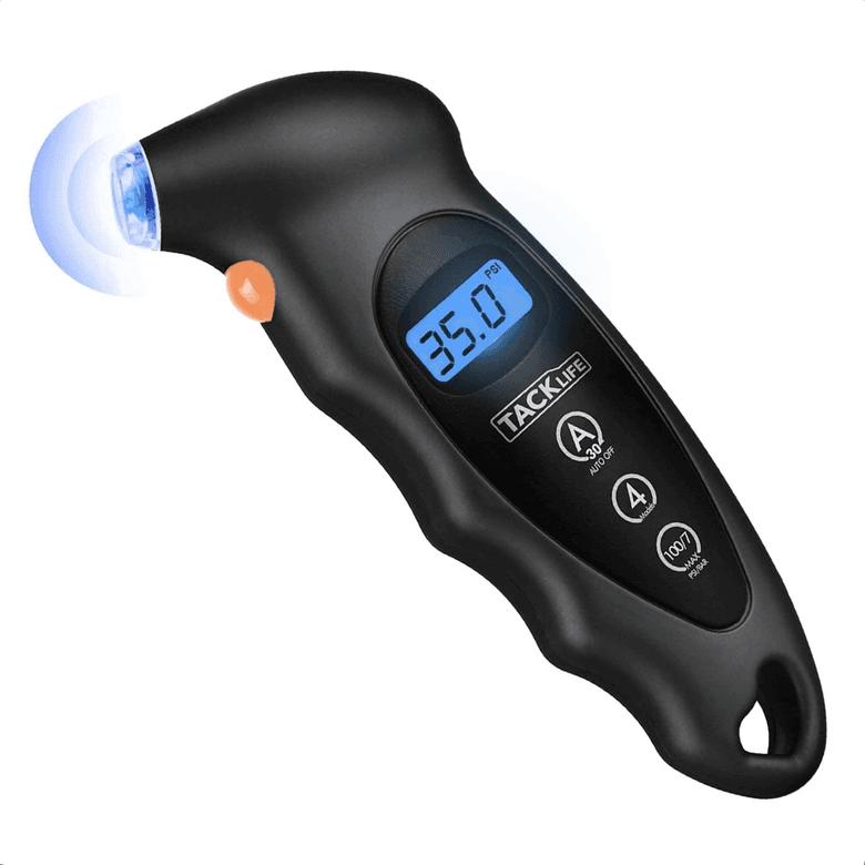 Digital Tire pressure gauge Tackle TG01