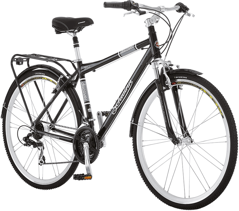Hybrid bicycle for men and women by Schwinn