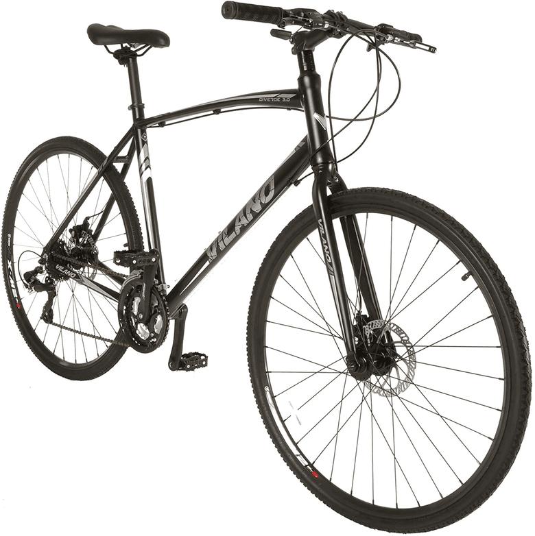 Vilano Diverse 3.0 Performance Hybrid Road Bike