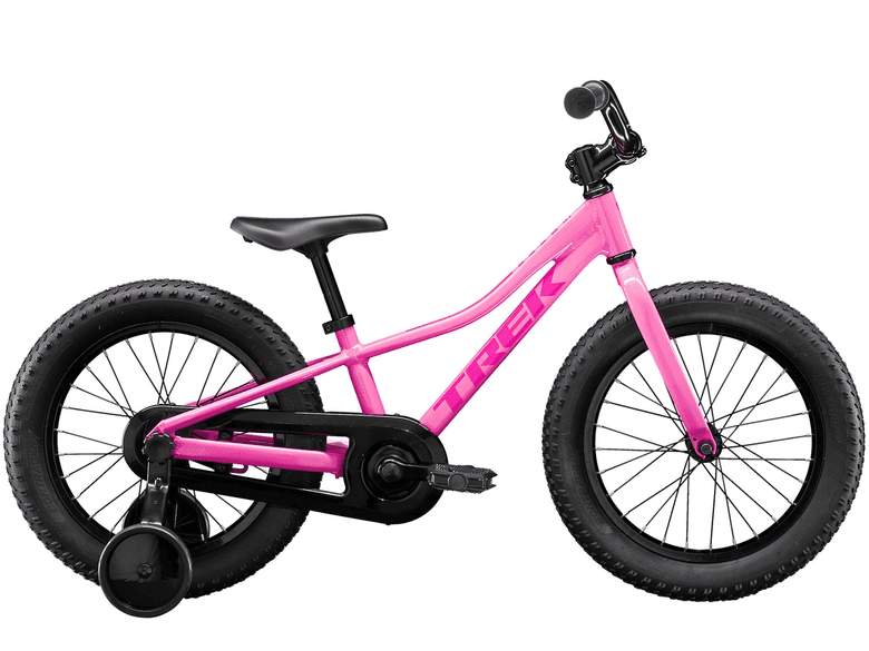 Trek Precaliber kids bike at 16 inch