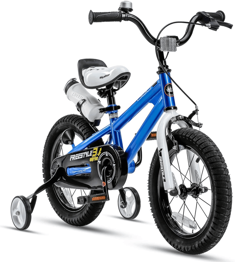 RoyalBaby Kids Freestyle bike with 16 inch wheels