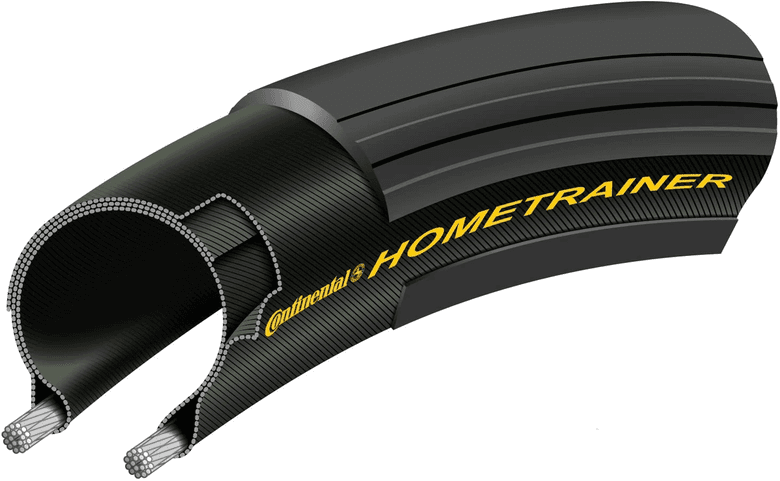 Continental Hometrainer folding tire