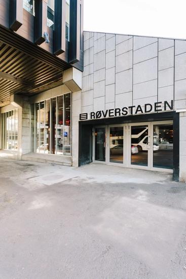 photo of facade in munkedamsveien