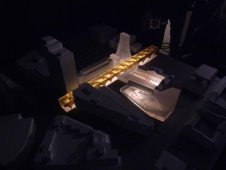 Oslo S model in the dark