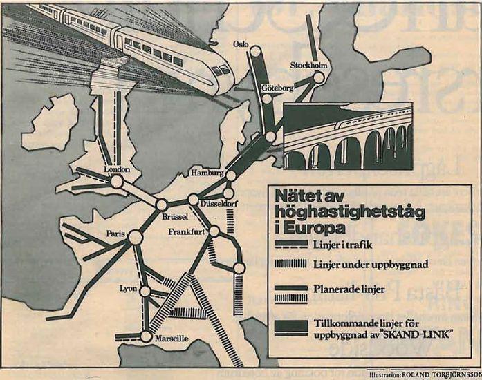 oktober 1984, Göteborgs Handels- och Sjöfarts - Tidning