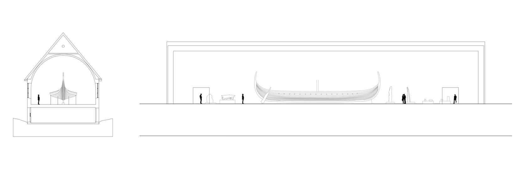 Boat section