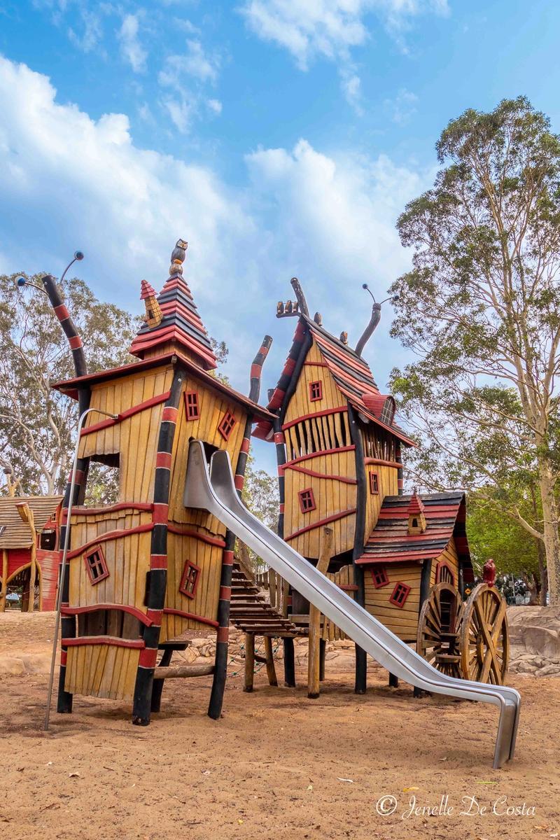 A unique playground.