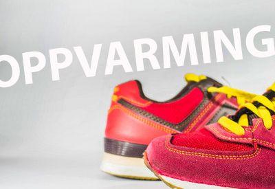 Oppvarmin (colourbox.com)