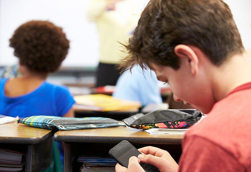 ANMERKNING: Skolen kan bare sette anmerkning når en elev har brutt ordensreglementet.