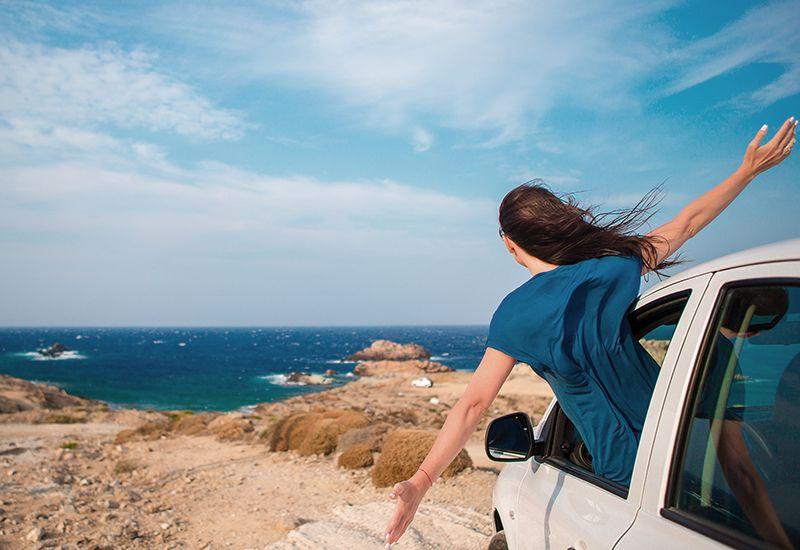BILFERIE: Kan du bruke det norske førerkort når du er på ferie i utlandet?