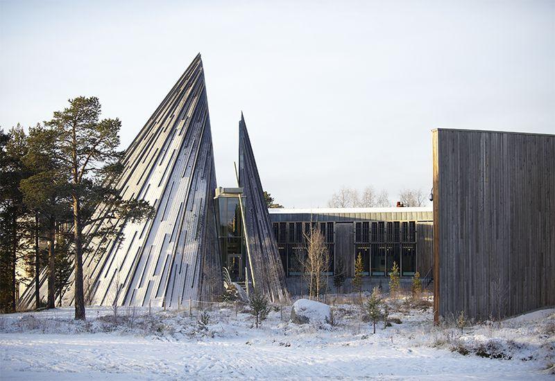 Sametingsbygningen (Foto: Denis Caviglia/Sametinget)