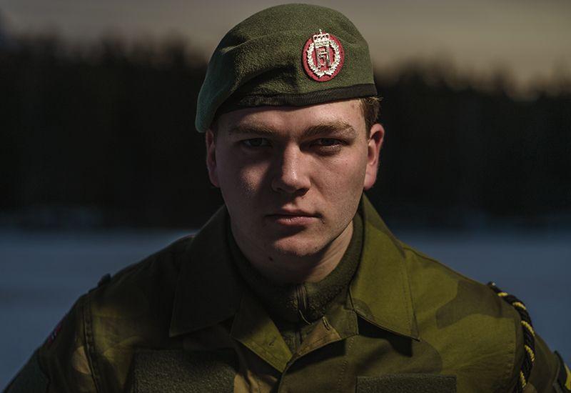 Soldat i Forsvaret (Foto: Unsplash.com)