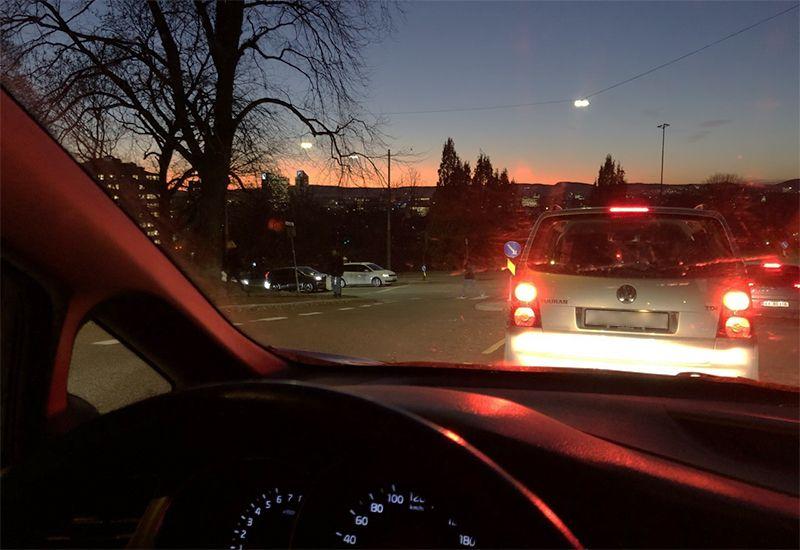 FORBEREDT: Snart skal du ut og kjøre i trafikken. Da er det nyttig å ha vært gjennom det trafikale grukkkurset på 17 timer.