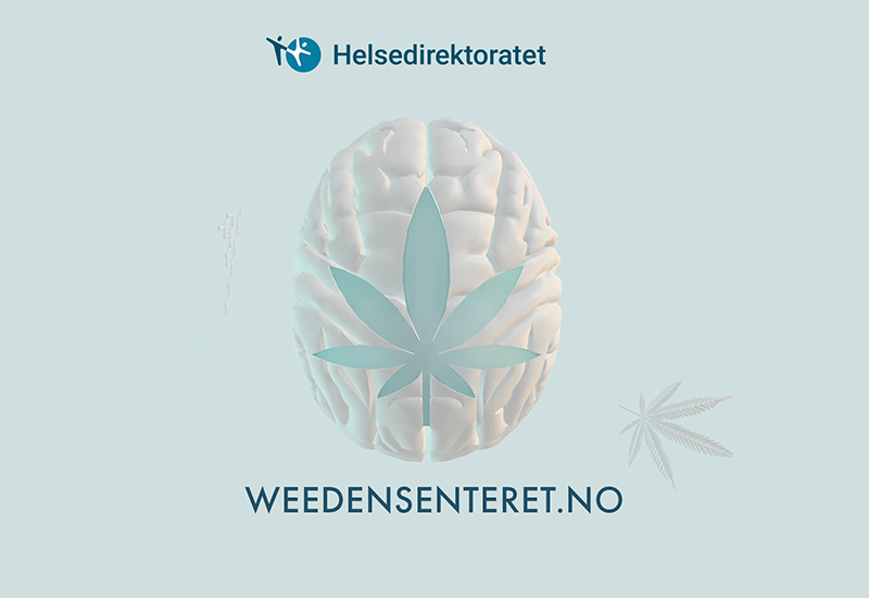 Weedensentert.no (Helsedirektoratet/Pol)