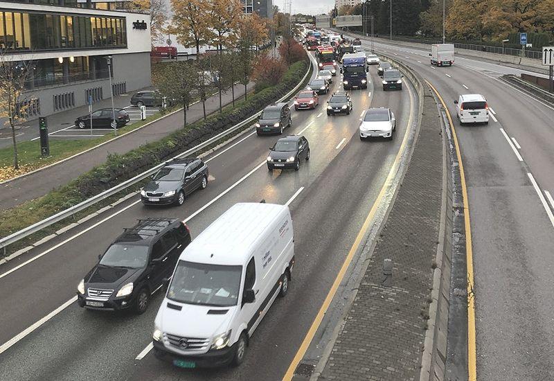 Trafikk i Oslo (foto: ung.no)