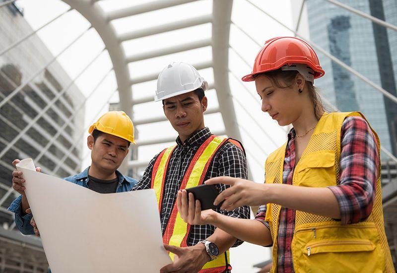 Ingeniør på jobb (colourbox.com)