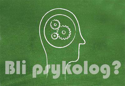 Bli psykolog? (colourbox.com)