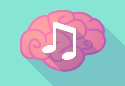 Musikk på hjernen (colourbox.com)