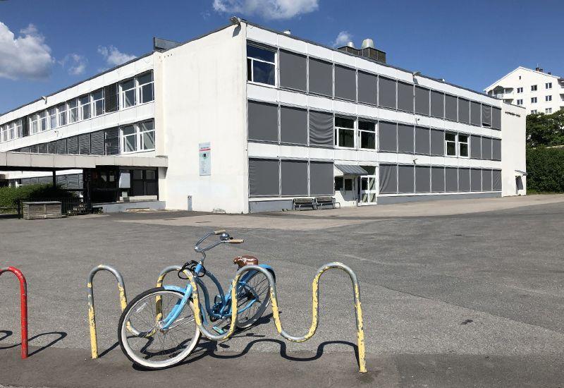 Skole i Oslo (foto: ung.no)
