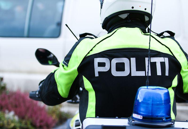 PRIKK: Stopper politiet deg for ulovlig kjøring, kan prikkbelastnng på førerkortet være en av straffemidlene de har.