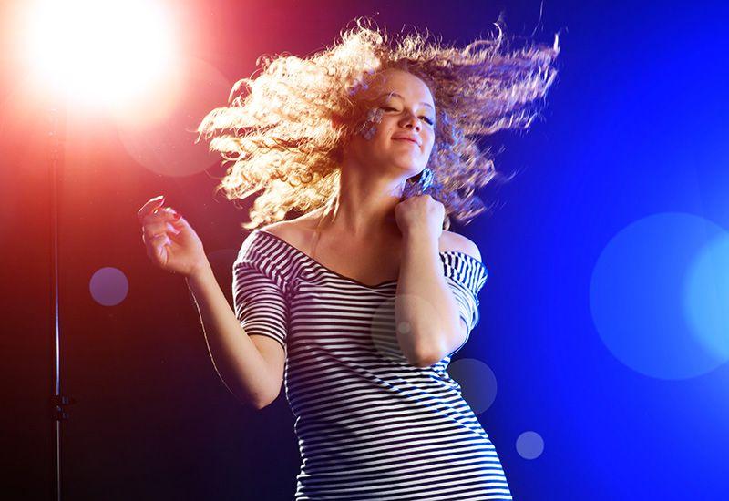 """""""KROPPENS SANG"""": For mange er dans viktig for å kunne uttrykke følelser."""