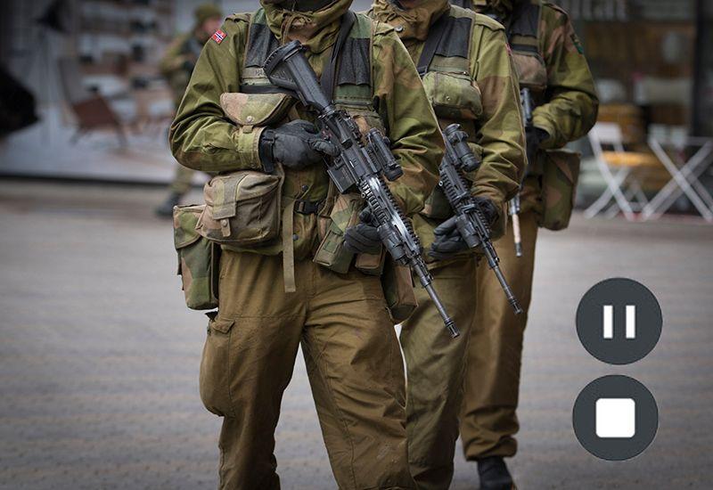 Soldater (colourbox.com)