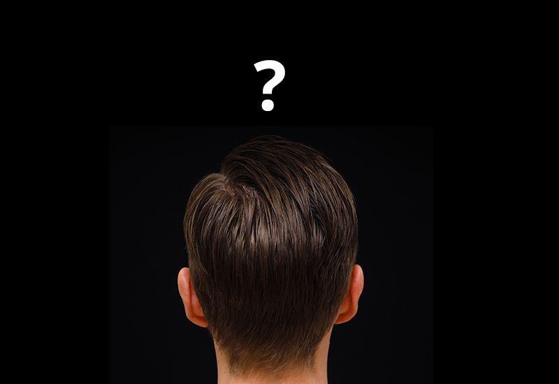 Gutt med spørsmålstegn over hodet (colourbox.com)