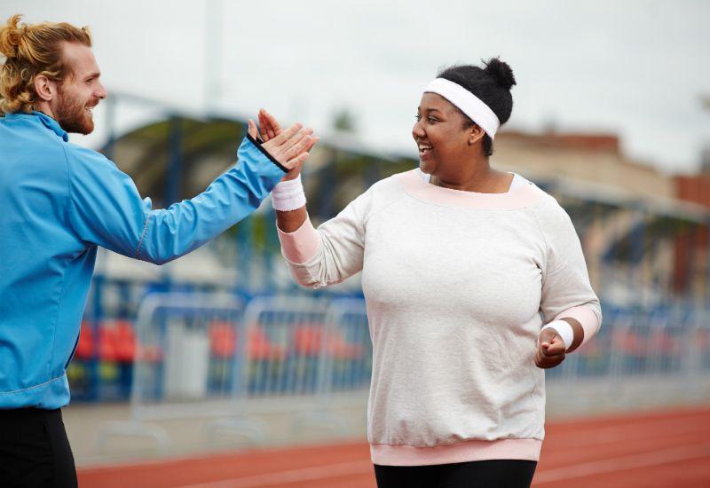 Jente jogger (colourbox.com)