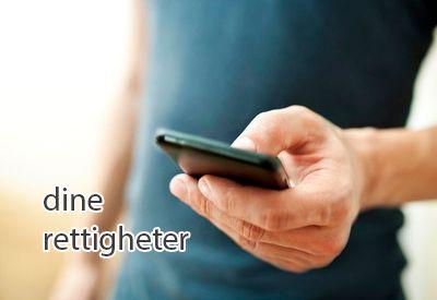 GRATIS REPARASJON: Ifølge forbrukerkjøpsloven har du krav på gratis reparasjon i fem år etter kjøpstidspunktet, så lenge du har behandlet mobiltelefonen fint.