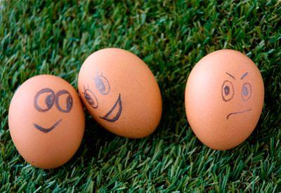 Misunnelig egg (colourbox.com)
