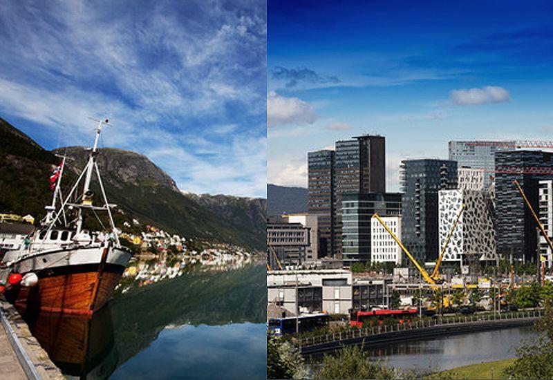 By og land i Norge (colourbox.com)
