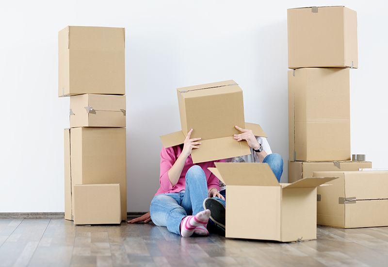 KONTRAKT: Det er lurt å ha papirene i orden før du flytter inn med en kjæreste eller venn.