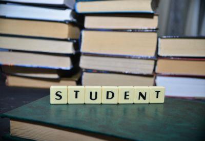 Student i utlandet (www.colourbox.com)