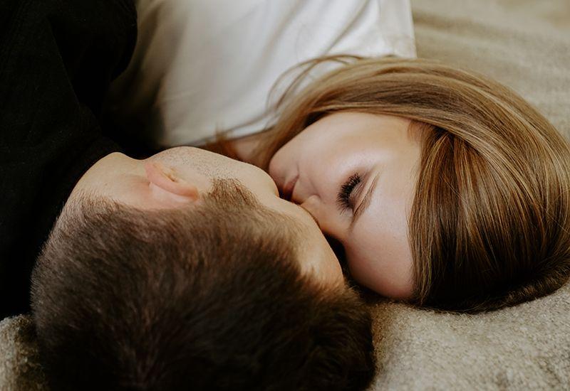 Et par kysser (colourbox.com)