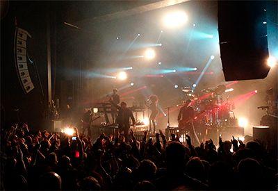 Konsert (foto: Endre Hesthagen)
