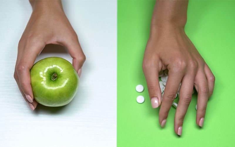 STYR UNNA: Vi har ennå til gode å se dokumentasjon på at slankemidler virker. Foto: Colourbox
