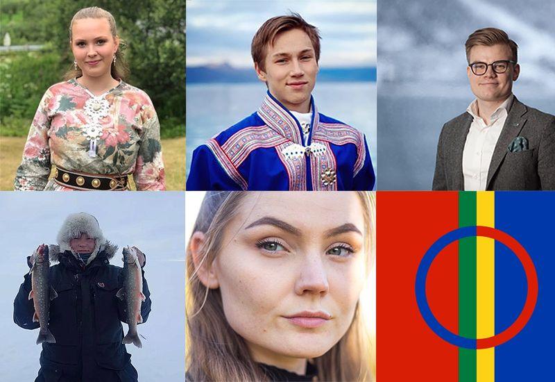 Samisk ungdom