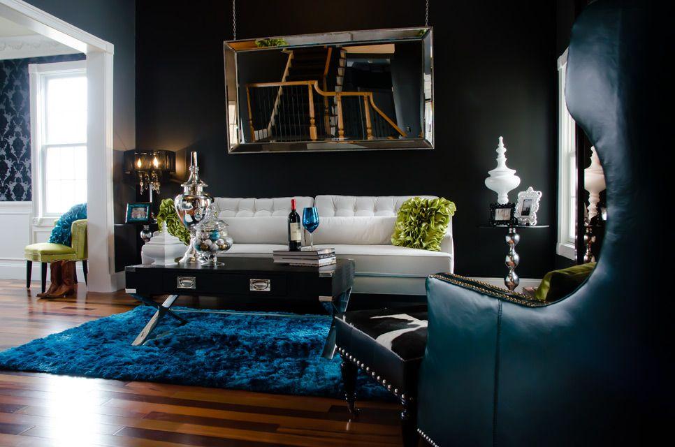 Eclectic Sittingroom 4