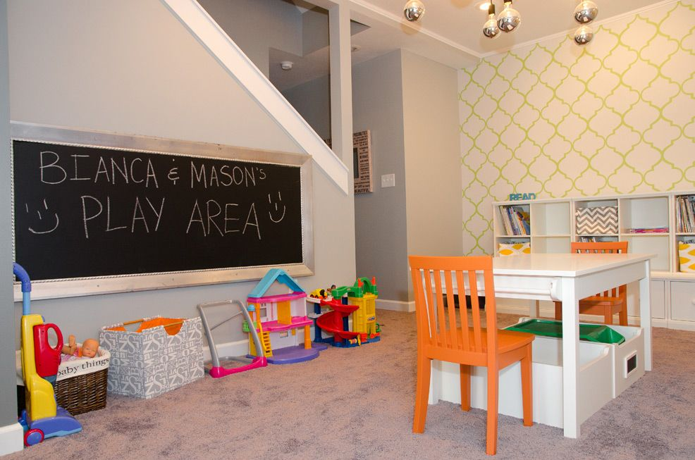 Modern Playroom