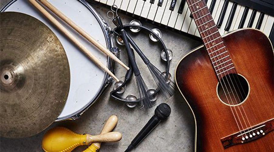 Musikkterapi Aleris Omsorg