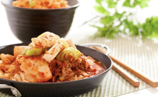 Das koreanische Superfood: Kimchi