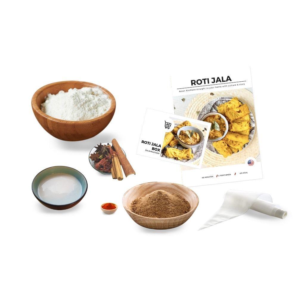 Roti Jala Box