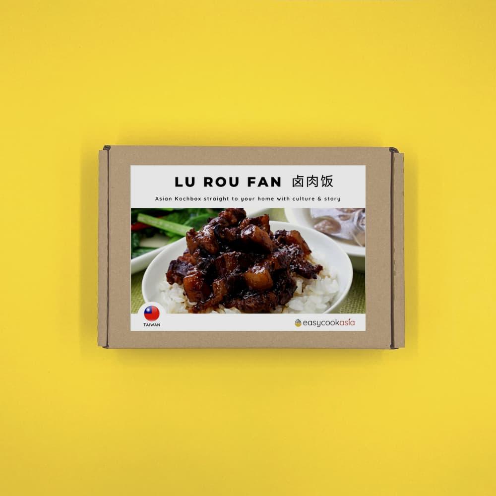 Lu Rou Fan Box