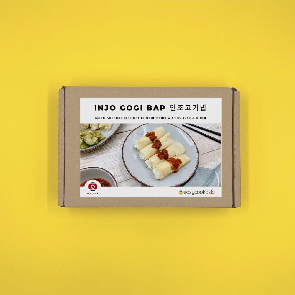 Injo Gogi Bap Box