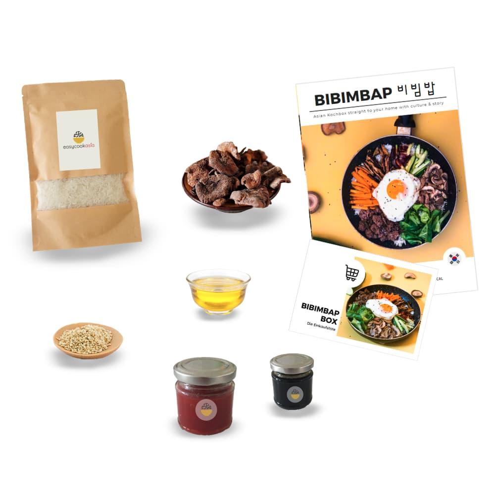 bibimbap box