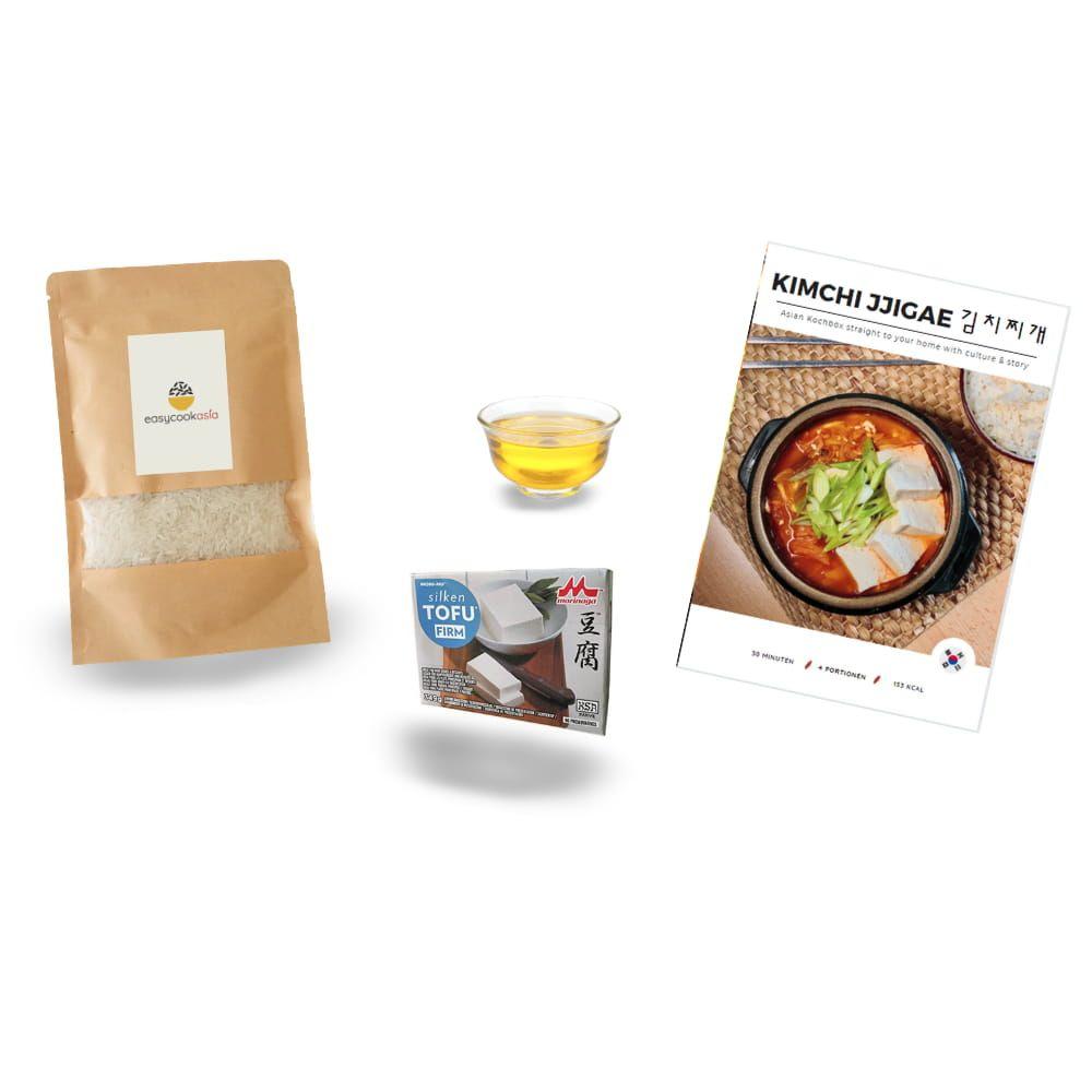 Kimchi Jjigae Box