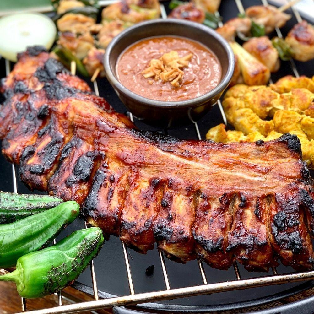 Gochujang Pork Rib